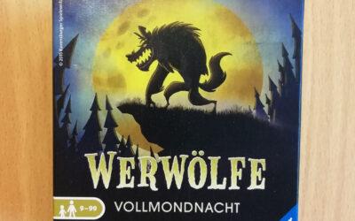 Spiel Werwölfe – Vollmondnacht