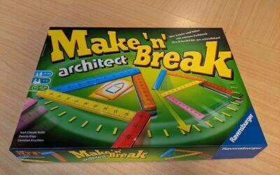 Brettspiel Make'n'Break architect