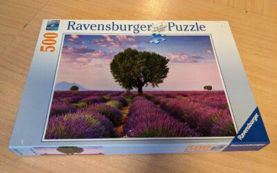 Puzzle Valensole